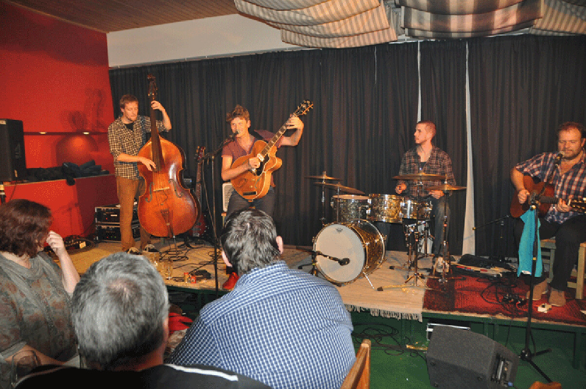 Norbert Schneider Trio | Joe`s Garage 19