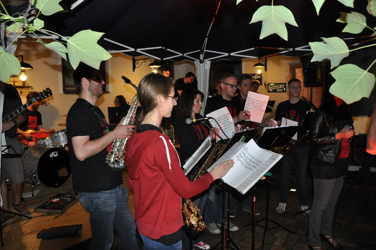 More Most Big Band Club | Joe`s Garage 12