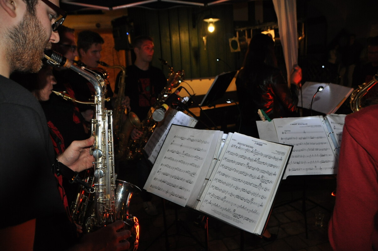 More Most Big Band Club | Joe`s Garage 15